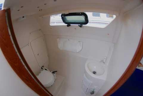 Catalina 250, 2006 sailboat
