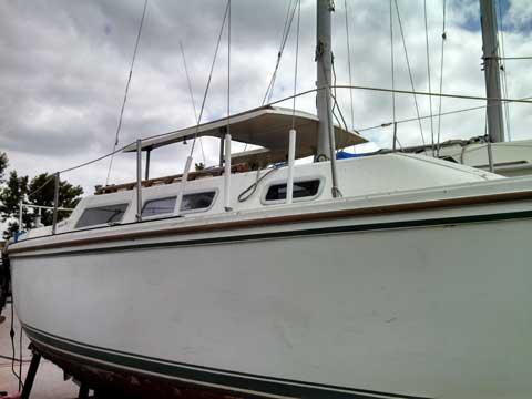 Catalina 25, 1980 sailboat