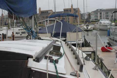 Catalina 25, 1996 sailboat