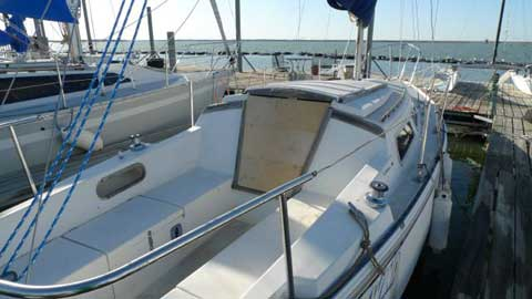Catalina 25, 1986 sailboat