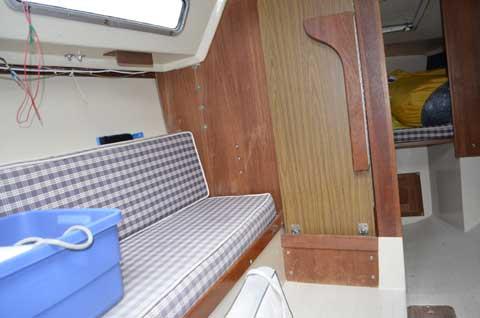 Catalina 25, 1984 sailboat