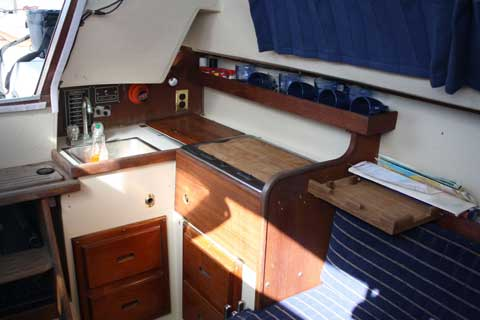 Catalina 25 Tall rig, 1987 sailboat