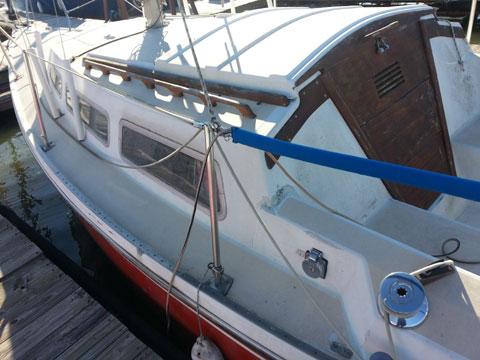 Catalina 27', 1977 sailboat