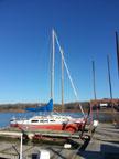 1977 Catalina 27 sailboat