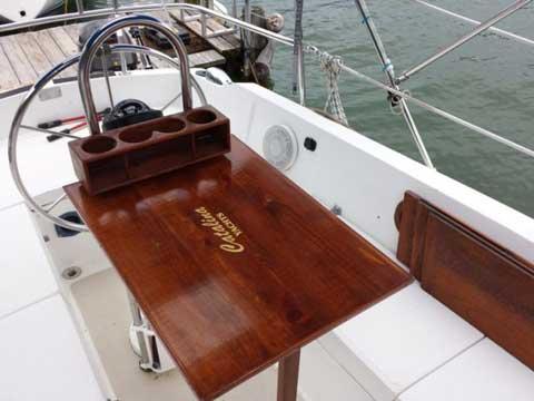 Catalina 27, Tall Rig, Wing Keel, 1988 sailboat