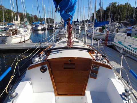 Catalina 27, Tall Rig, 1985 sailboat
