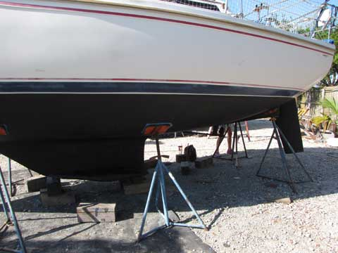 Catalina 30 ft  (C30), 1988, TR, WK, Sailboat with Bowsprit