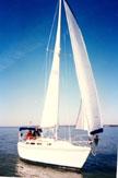 1985 Catalina 30 sailboat