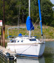 1987 Catalina 30 sailboat