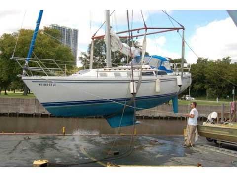 Catalina 34, 1990 sailboat