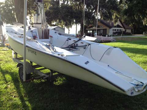C&C SR21MAX Sport, 1995 sailboat