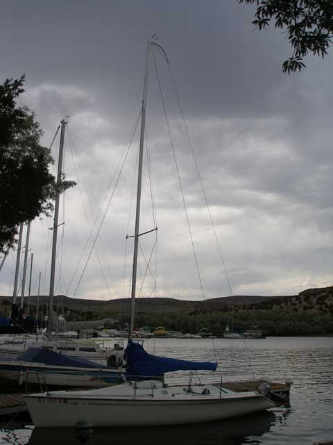 C&C SR Max 21, 1995 sailboat