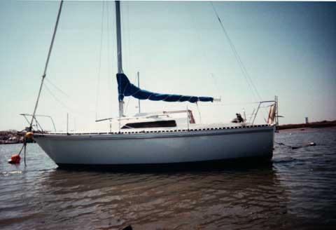 C&C 26, 1979 sailboat