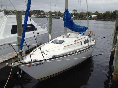 C&C 29, 1979 sailboat