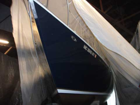 C&C 33', 1976 sailboat