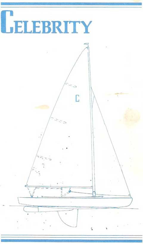 Celebrity Class Sloop, 19 ft., 1979 sailboat