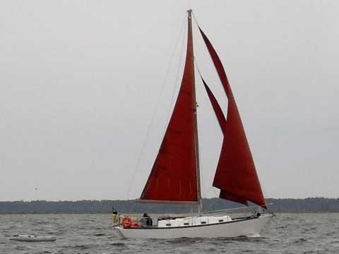 Chance Christiaan, by Topper Hermanson, 32', 1988 sailboat