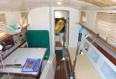 Chesapeak 32, 1961 sailboat