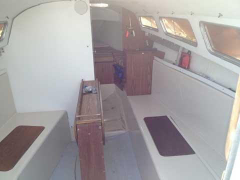 Chrysler 26, 1979 sailboat