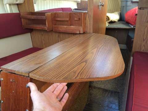 Chrysler 26, 1976 sailboat