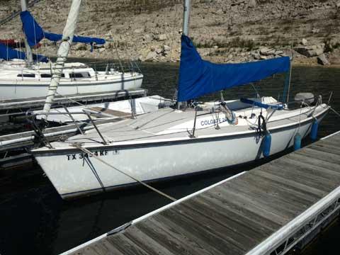 Colgate 26, 2005 sailboat