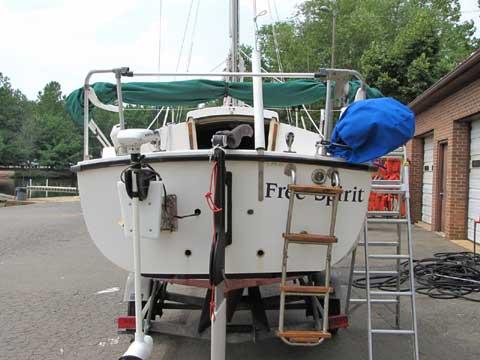 Com-Pac 19, 1984 sailboat