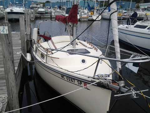 Com Pac Eclipse 21, 2004 sailboat