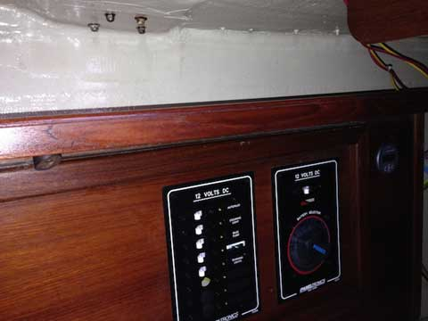 Compac 23, 1988 sailboat
