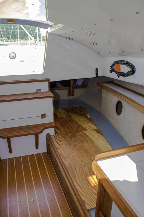 Com-Pac Horizon Cat, 2013, sailboat