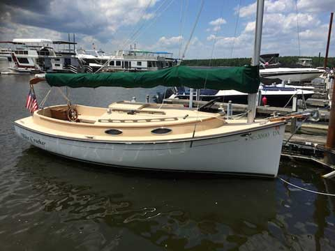 Com-Pac Horizon 20ft., 2004 sailboat