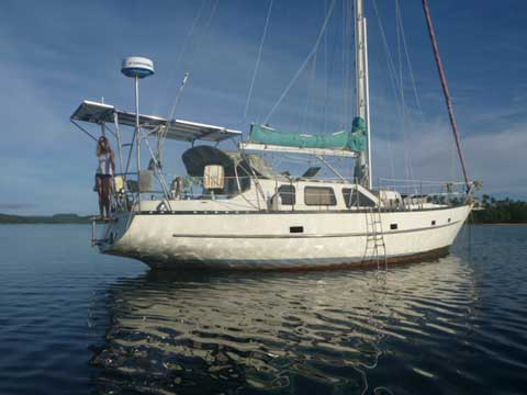 Cooper 416, Pilothouse Sloop, 1980 sailboat