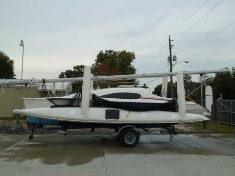 Corsair F24 Mk II Trimaran, 1998 sailboat