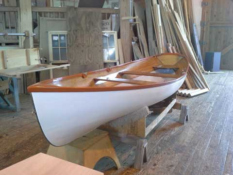 Cosine Wherry, 14ft., 2007 sailboat