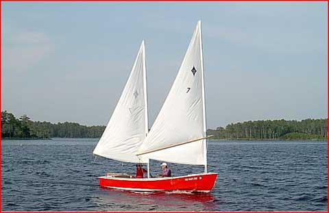 CS 20, 2002 sailboat