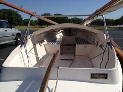 Dovekie 21, 1980 sailboat