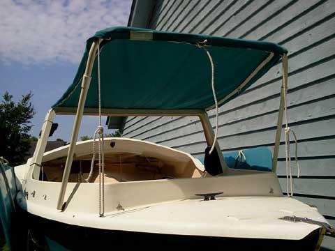 Dovekie, 1987 sailboat