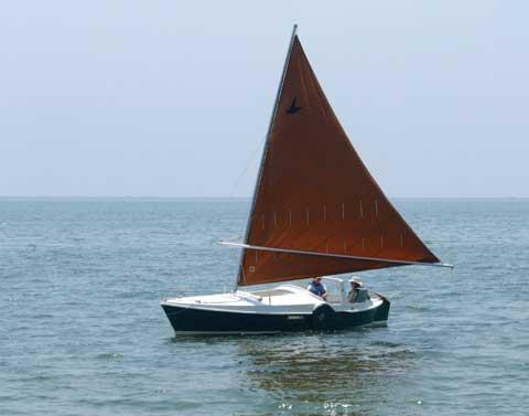 Dovekie 21, 1987 sailboat