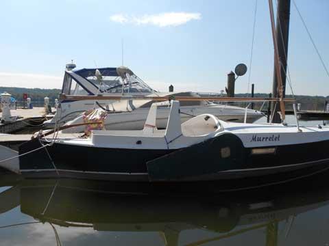 Dovekie, 1983 sailboat