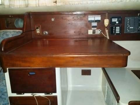 Downeaster Cutter rigged 38 ft, 1981 sailboat