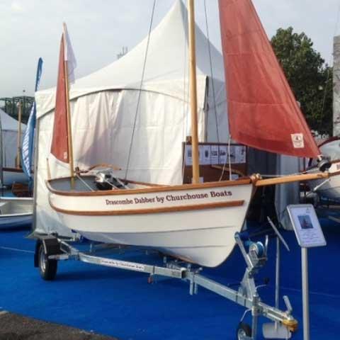 Drascombe Dabber, 2014 sailboat