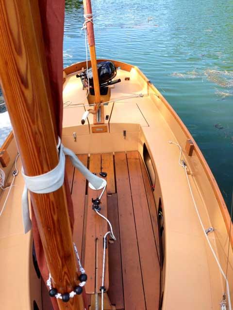 Drascombe Lugger, 19 ft., 1973 sailboat