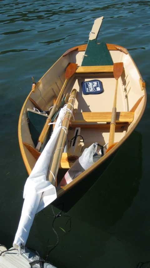 Echo Bay Dory Skiff, 2010/11 sailboat