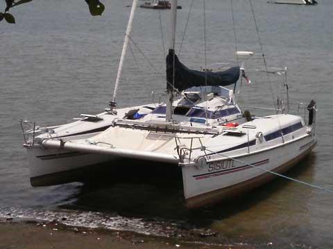 Edel Cat 35 Catamaran, 1990 sailboat