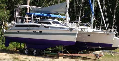 Edel 35, 1988 sailboat