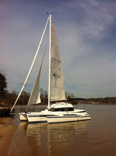 Encore Quadcat, 1997 sailboat