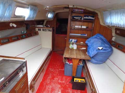 Ericson 27, 1971 sailboat