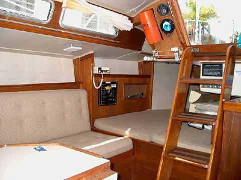 Ericson 28+, 1981 sailboat