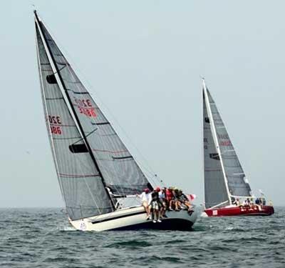 Evelyn 32-2, 1983 sailboat