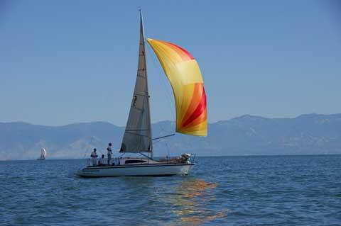 Farr Half Ton, 1977 sailboat