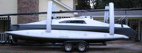 Farrier F9A Trimaran, 1993 sailboat